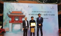 Hanói promueve su consolidación como una Ciudad Creativa con un concurso de bocetos