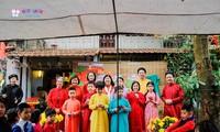 """Programa """"Primavera con lindos trajes"""" brinda valores culturales a niños hanoyenses"""