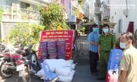 Impulsan atención a los menesterosos y los afectados por el covid-19 en Vietnam en vacaciones del Tet