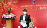 Localidades vietnamitas realizan pruebas médicas a gran escala para detectar casos positivos del nuevo coronavirus