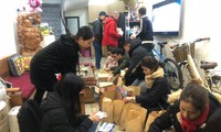 Por extender actividades caritativas en Hanói