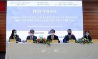 Aportan ideas sobre la Ley de Propiedad Intelectual en Vietnam
