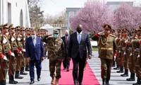 El Jefe del Pentágono visita por sorpresa Afganistán