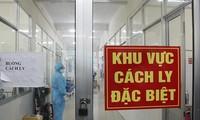 Vietnam reporta nueve casos de covid-19 importados en la mañana de hoy