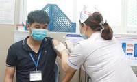 Se suman más de 9 mil 100 vietnamitas a la lista de inmunizados