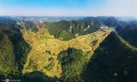 Estepa de Dong Lam: un destino ideal para hacer pícnic