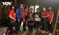 Loc Van Huy, un líder entusiasta de los movimientos juveniles de la comunidad étnica de La Chi