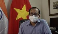 Embajada vietnamita en la India empeñada en proteger a los connacionales ante el covid-19