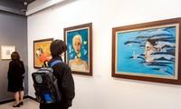 """Exposición """"Hipocampo"""" de jóvenes artistas vietnamitas"""