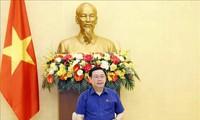 Presidente del Parlamento vietnamita pide la renovación de la entidad