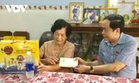 El Partido, el Estado y el pueblo de Vietnam recuerdan a los compatriotas meritorios