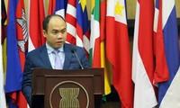 Asean y UE debaten medidas contra el covid-19