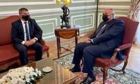 Egipto e Israel acuerdan trabajar en un Itinerario de paz en Medio Oriente
