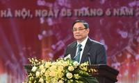 Fondo de Prevención y Control del covid-19 se presenta oficialmente en Hanói