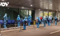 Vietnam realiza un nuevo plan de cuarentena en el aeropuerto internacional de Van Don