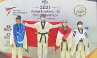 Vietnam logra medalla de oro en el Campeonato asiático de Taekwondo
