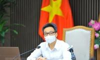 El gobierno vietnamita insiste en garantizar la seguridad en el camino hacia la inmunización colectiva