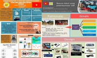 Estudiantes vietnamitas ganan medallas de bronce en el Concurso Internacional de Ciencia y Técnica en Polonia