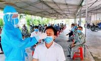 Número de infecciones con covid-19 en Vietnam experimenta ligera disminución