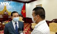 Visita a Vietnam del secretario general del Partido laosiano marca nueva página en las relaciones bilaterales