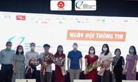 Promueven jóvenes recursos humanos del sector logístico de Vietnam