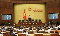 Mantener estable el aparato de administración a favor del desarrollo nacional
