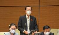 La Asamblea Nacional debate ajustes en la estrategia de lucha contra el covid-19