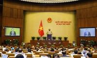 Diputados vietnamitas aprecian la fundación del Grupo de Trabajo especial para los proyectos de inversión