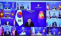 Canciller vietnamita resalta la cooperación entre la Asean y Seúl