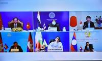 Vietnam propone fortalecer la cooperación Mekong-Japón