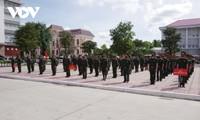 El ejército despliega el hospital 6b en Can Tho para pacientes con covid-19