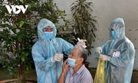 Covid-19: Registrados 9.605 casos nuevos mientras prosigue el proceso de vacunación