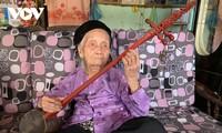 Mo Thi Kit, tesoro viviente del canto Then