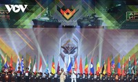 Delegación vietnamita deja impresiones en los Juegos Militares Internacionales 2021