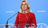 Rusia rechaza información sobre su participación en conferencia del G7 para Afganistán