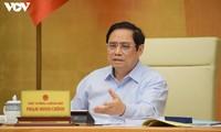 Jefe de Gobierno llama a acabar con la pesca ilegal en Vietnam