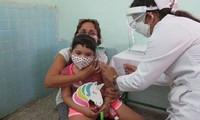 Cuba, el primer país en vacunar a niños desde los dos años de edad