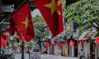 Hanói: Permiten reapertura de servicios esenciales
