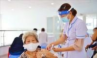 Vietnam promueve la atención a los ancianos en medio del covid-19