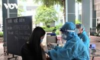 Phu Nhuan finaliza la inyección de segunda dosis de vacunas contra el covid-19
