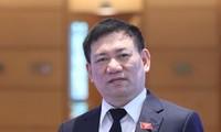 El ministro de Finanzas propone un paquete de asistencia a favor del estímulo económico