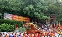 フン王を祀る信仰 ベトナムの代表的な無形文化遺産