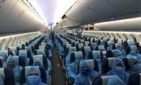 越南将在欧洲和非洲的近350名公民接回国