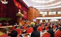 VOV  第13回党大会決議の展開を目指す
