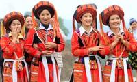 北部山岳地帯に住む少数民族の民謡
