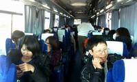VOVの記者が体験した東日本大震災