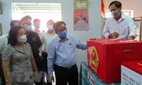 国会 フーイエン省の選挙準備作業を視察