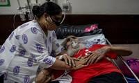 日本政府、コロナ対策でインドに55億円追加支援