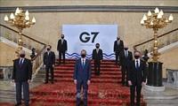 G7外相会合、国際問題を解決