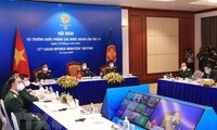 第15回ASEAN国防相会議 開催